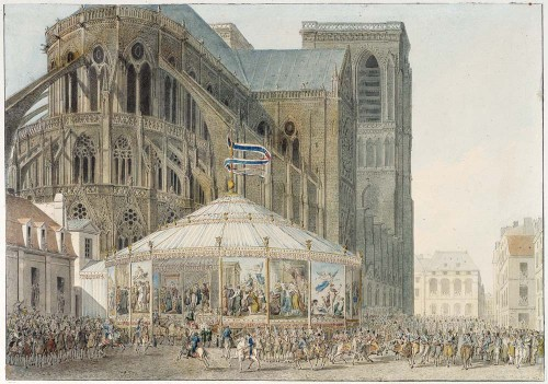 FontaineRotunda-CoronationNapoleonEmperor